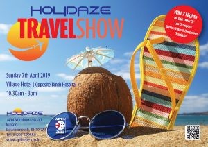 Travel Events | See Our Latest Events in Bournemouth | Holidaze